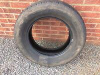 P245/65R17 107H Tyre ( Part Worn)