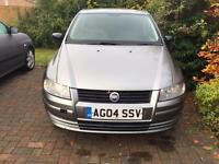 Fiat Stilo 1.4 2004 6 speed new clutch sold for spares or repair