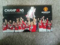Manchester United Official Members Pack