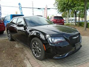 2016 Chrysler 300 S | AWD | EX DEMO | NAV | Backup Cam |