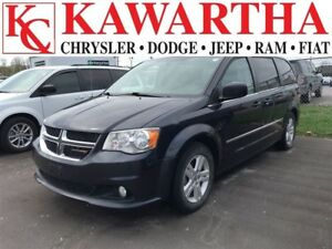 2013 Dodge Grand Caravan CREW *LEATHER,NAV,SUNROOF!!!