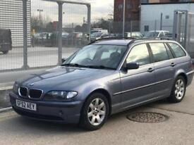 2002 BMW 325i estate 1 OWNER