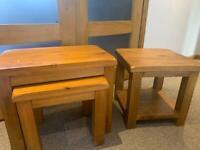 Table set / tv unit
