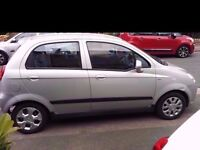 chevrolet matiz 1 litre in silver long mot and new cam belt and recent tyres