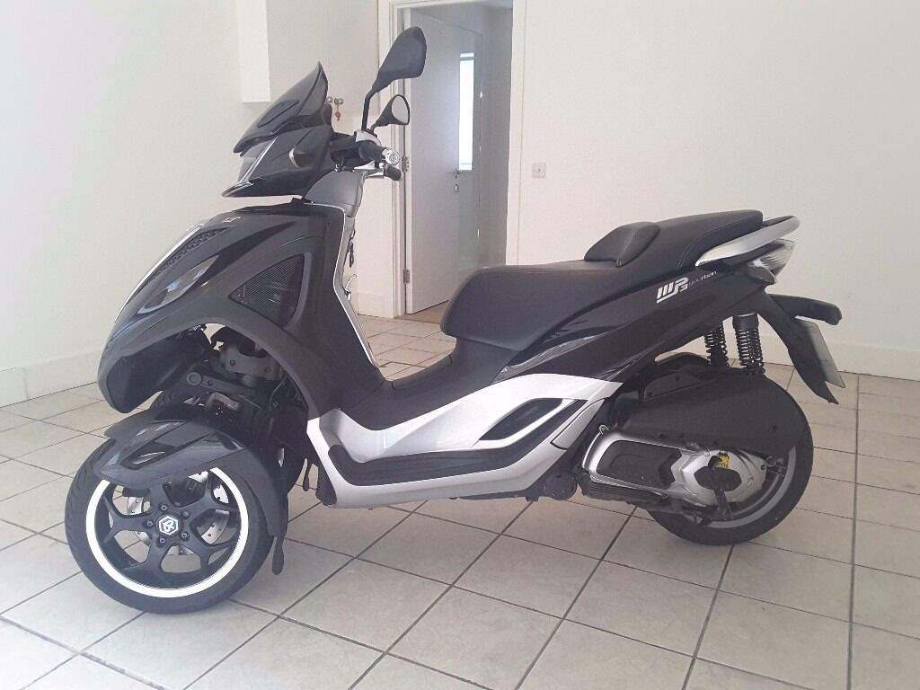 2015 piaggio mp3 300 yourban lt, full service, central bikes main