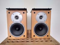 Gale Gold Monitor Stereo Speakers