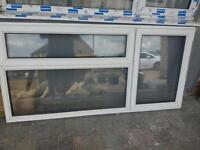 Window and French patio doors - used