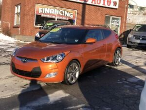 2015 Hyundai Veloster SE Automatic, only 54000 kms! New tires