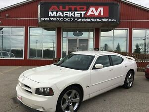 2008 Dodge Charger R/T, ALLOYS, LEATHER, WE APPROVE ALL CREDIT