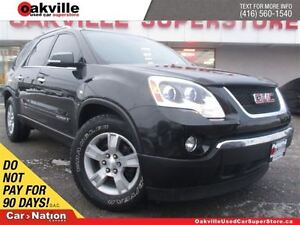 2007 GMC Acadia SLT   AS-IS SPECIAL   LEATHER   BOSE SOUND   7 P