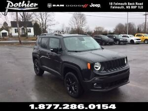 2016 Jeep Renegade 4X4   LEATHER   HEATED SEATS   UCONNECT  