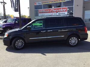 2016 Chrysler Town & Country TOURING L LEATHER NAVIGATION DVD