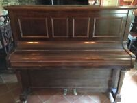 Old Upright Piano - Slightly out of tune, been in the family for many years but time for it to go.