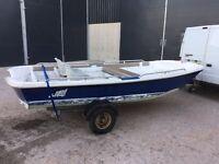 Dell quay dory (fishing,leisure boat)