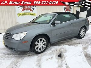 2008 Chrysler Sebring Automatic, Convertible