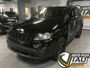 2012 Jeep Compass SPORT - KM CERTIFIÉ - SHOWROOM!