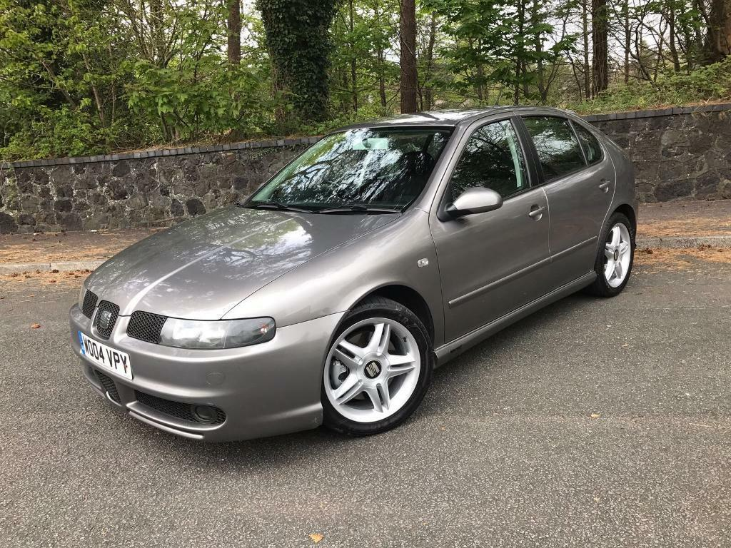 2004 seat leon cupra 1 8 turbo full service history in swansea gumtree. Black Bedroom Furniture Sets. Home Design Ideas