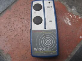 WINCH-IT WIRELESS RECOVERY SYSTEMS REMOTE CONTROLLER