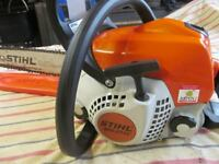"STIHL MS211C 16"" CHAINSAW"