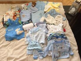Boys 0-3 selection of clothes