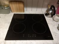 Russell Hobb induction hob perfect working condition but has a crack cosmetically