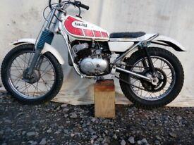 Yamaha ty 80