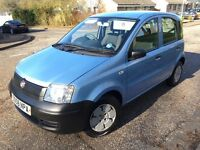 Stunning 2008 58 Fiat Panda 1.1 Active 5Dr **2 Owners+Only 61000+Mot May 2017+Low Tax & Insurance**