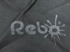 "REBO 8"" trampoline mat"