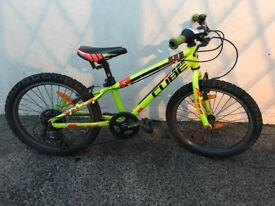 """Boys CUBE 20"""" bike"""