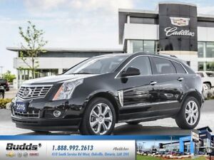 2015 Cadillac SRX Premium Financing as low as 0.9% for up to...
