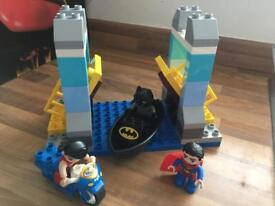 Lego Duplo Boys Batman