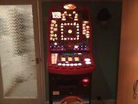 Gaming machine full working order