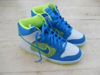 BRAND NEW NIKE HIGH TOP TRAINERS