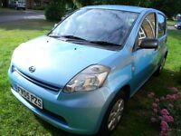Daihatsu Sirion 1.0 2005 same as yaris MOT FSH Tax
