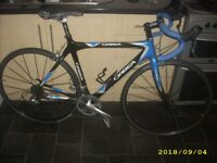 BARGAIN Full Carbon Fibre Orbea Onix Tour Road Racing Triathlon Bike Ultegra/105 52cm May Deliver