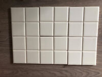 Kitchen or Bathroom Tiles 108 x 108 Look Like Mosaic (2 Boxes, 96 in Each Box)