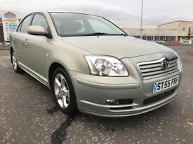 Toyota Avensis D-4D excellent condition service history