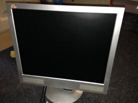 """Proview EV727 17"""" LCD Flat Screen Monitor with Built In Speakers."""