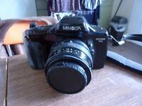 SLR camera - Minolta Dynax 7Xi