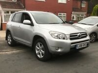 2008 Toyota RAV4 2.2 D-4D XT-R 5DR, 78,000 MILES WARRANTED, MOT TILL SEPTEMBER 2019, DRIVES GREAT