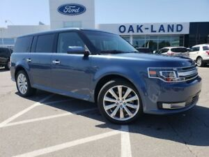 2018 Ford Flex Limited Ecoboost|Low Fin Rates!!
