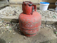 Calor 3.9kg propane gas canister