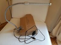 Led eye protection desk lamp usb