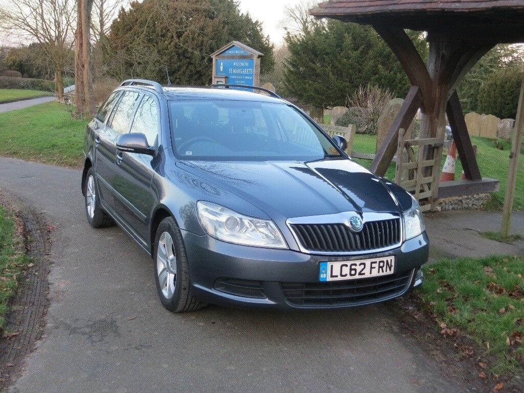 Skoda Octavia Estate 1.6 TDI CR SE CONNECT