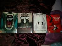 American horror story dvd sets