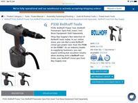 Air revert gun Bollhoff industrial leading make