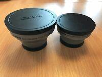2 Canon Camera Lenses