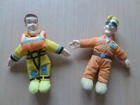 Fireman Sam Plush Cuddly Collectables