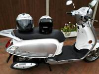 SYM FIDDLE 3 125cc NOW SOLD