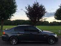 Bmw 330d m sport fully loaded -Auto - Sat nav - leather - Not 335d - 325 - 530